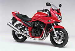 Photo of a 2008 Suzuki GSF 650 S