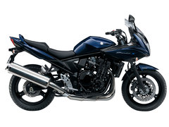 Photo of a 2010 Suzuki GSF 650 S