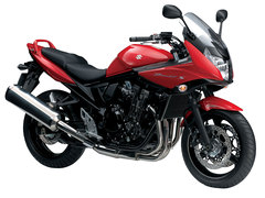 Photo of a 2009 Suzuki GSF 650 S A