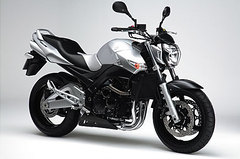 Photo of a 2007 Suzuki GSR 600