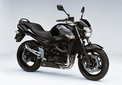 Photo of a 2010 Suzuki GSR 600