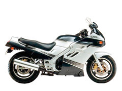 Photo of a 1989 Suzuki GSX 1100 F