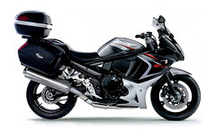 Photo of a 2010 Suzuki GSX 1250F