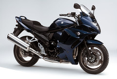 Photo of a 2010 Suzuki GSX 1250FA