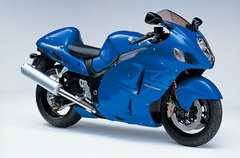 Photo of a 2007 Suzuki GSX 1300 R