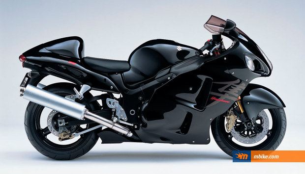 2007 Suzuki GSX 1300 R (Hayabusa)