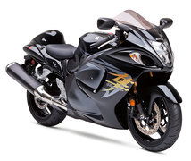 Photo of a 2009 Suzuki GSX 1340 R