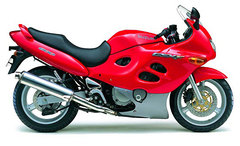Photo of a 1999 Suzuki GSX 600 F
