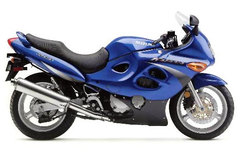 Photo of a 2002 Suzuki GSX 600 F