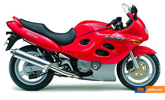 2003 Suzuki GSX 600 F (Katana) Picture - Mbike.com