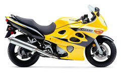 Photo of a 2003 Suzuki GSX 600 F