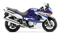 Photo of a 2004 Suzuki GSX 600 F