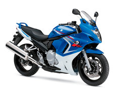 Photo of a 2008 Suzuki GSX 650 F