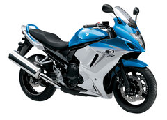 Photo of a 2011 Suzuki GSX 650 F