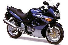 Photo of a 1998 Suzuki GSX 750 F