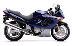 Photo of a 2000 Suzuki GSX 750 F
