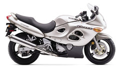 Photo of a 2001 Suzuki GSX 750 F