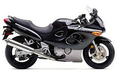 Photo of a 2002 Suzuki GSX 750 F