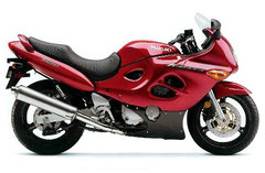 Photo of a 2004 Suzuki GSX 750 F