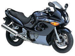 Photo of a 2005 Suzuki GSX 750 F