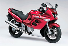 Photo of a 2006 Suzuki GSX 750 F