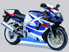 Photo of a 2001 Suzuki GSX-R 1000