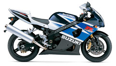 Photo of a 2003 Suzuki GSX-R 1000