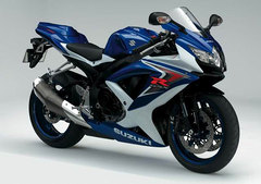 Photo of a 2008 Suzuki GSX-R 1000