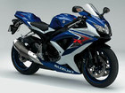 2008 Suzuki GSX-R 1000
