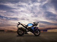 Photo of a 2009 Suzuki GSX-R 1000