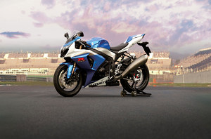 The GSX-R1000 goes to India
