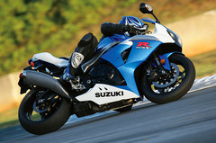 Photo of a 2010 Suzuki GSX-R 1000