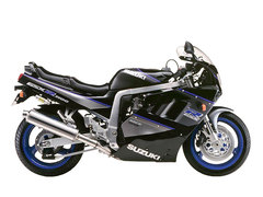 Photo of a 1990 Suzuki GSX-R 1100