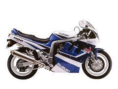 Photo of a 1991 Suzuki GSX-R 1100
