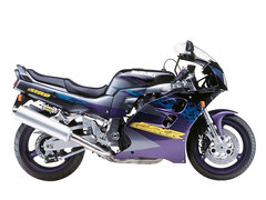 Photo of a 1997 Suzuki GSX-R 1100