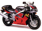1997 Suzuki GSX-R 600