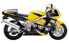 Photo of a 2000 Suzuki GSX-R 600