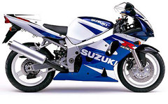 Photo of a 2001 Suzuki GSX-R 600