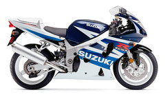 Photo of a 2003 Suzuki GSX-R 600