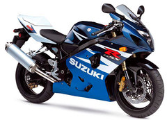 Photo of a 2004 Suzuki GSX-R 600