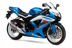 Photo of a 2009 Suzuki GSX-R 600