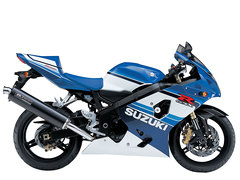 Photo of a 2005 Suzuki GSX-R 600 X