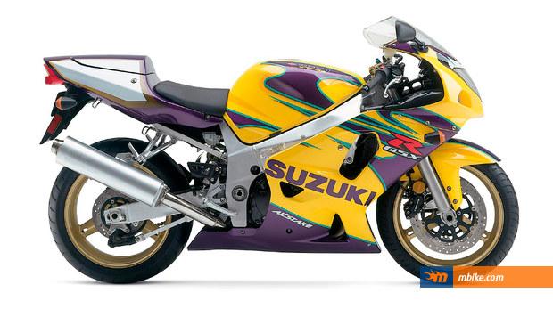 2003 Suzuki GSX-R 600SE