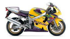 Photo of a 2003 Suzuki GSX-R 600SE