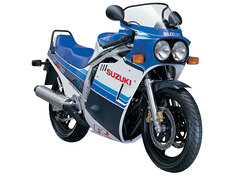 Photo of a 1985 Suzuki GSX-R 750