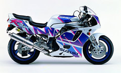 Photo of a 1991 Suzuki GSX-R 750