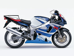 Photo of a 2001 Suzuki GSX-R 750