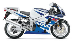 Photo of a 2002 Suzuki GSX-R 750