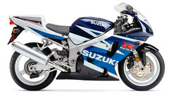 Photo of a 2003 Suzuki GSX-R 750