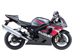 Photo of a 2004 Suzuki GSX-R 750